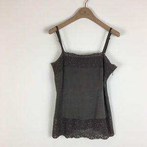 Eileen Fisher silk cami